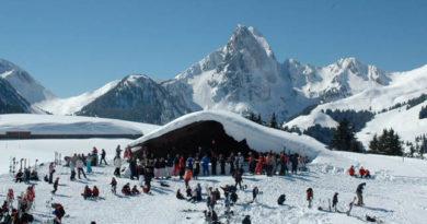 2020년 스위스 겨울방학 캠프