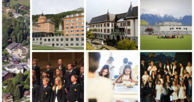 2019/8월  스위스 국제 보딩스쿨 입학